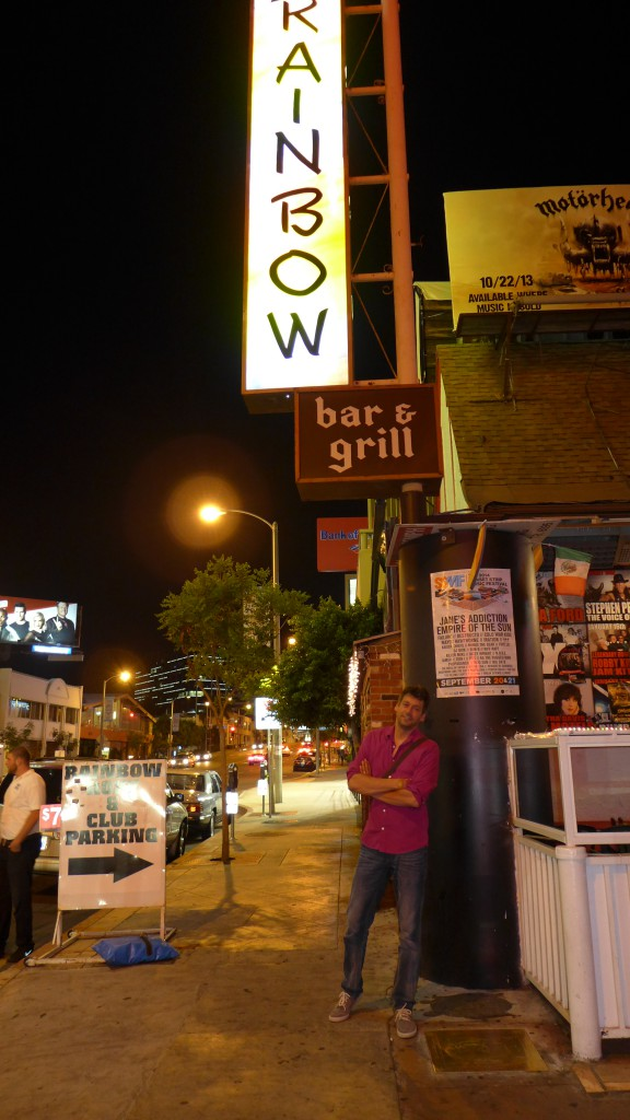 The Rainbow Bar - Stammlokal von Lenny