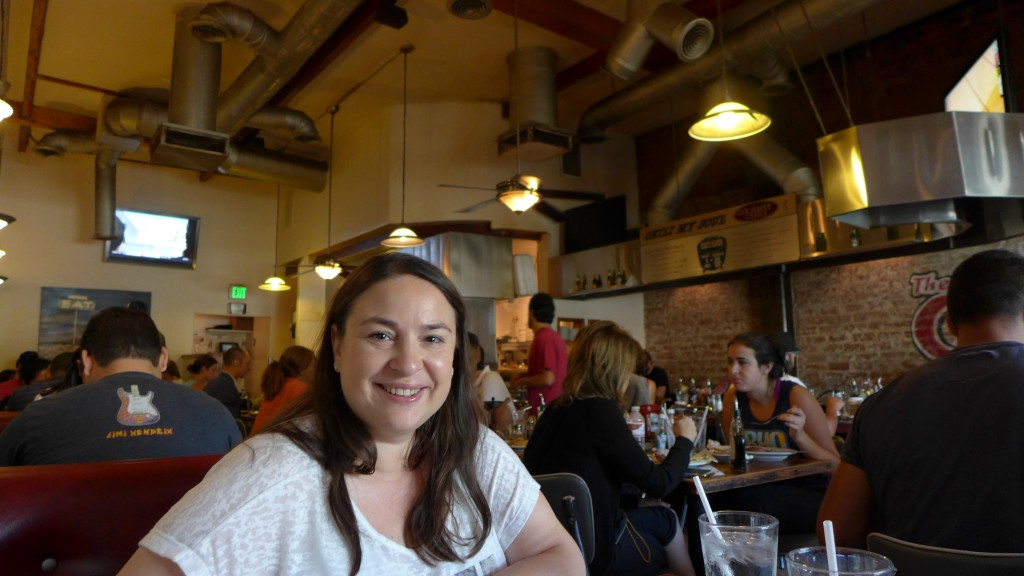 in the Griddle Cafe